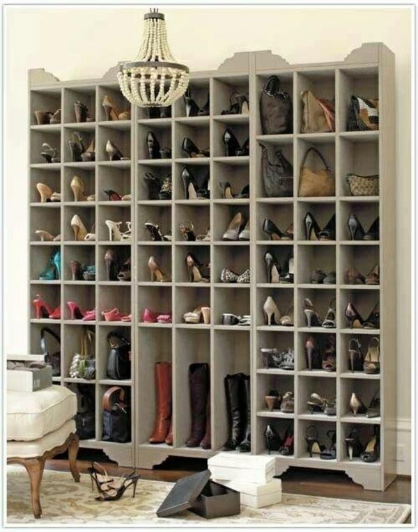 Ratschl ge wie sie ihr garderobe design aussuchen for Schuhe garderobe