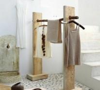 kleiderst nder selber bauen 25 diy garderobenst nder. Black Bedroom Furniture Sets. Home Design Ideas