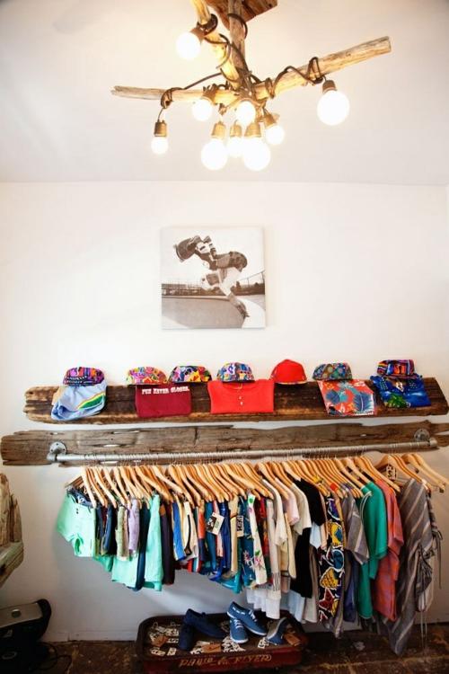 Kleiderstander Selber Bauen 25 Diy Garderobenstander