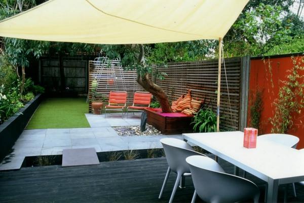 kleine gärten gestalten beispiele: Über ideen zu ?kleine gärten, Garten und Bauen