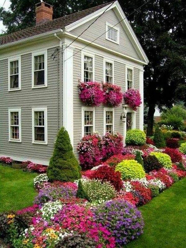 garten gestalung mit blumen figuren – igelscout, Gartenarbeit ideen