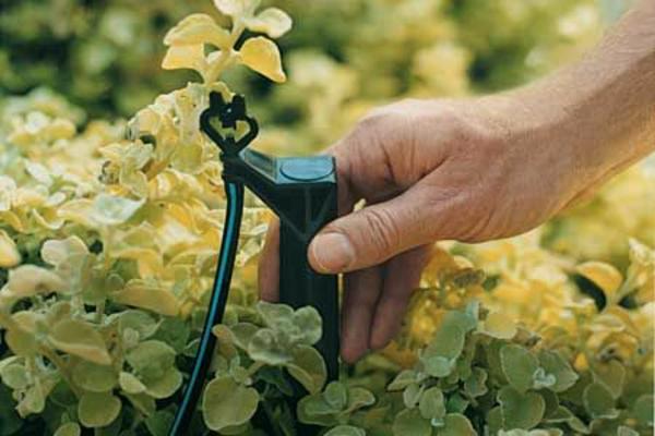 garten und landschaftsbau gießen system