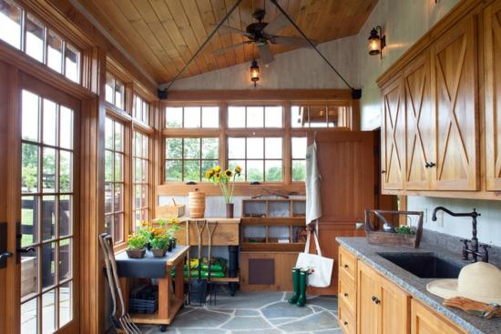garage barn style building ideas - 10 Gründe wieso Sie ein Gartenhaus bauen sollen