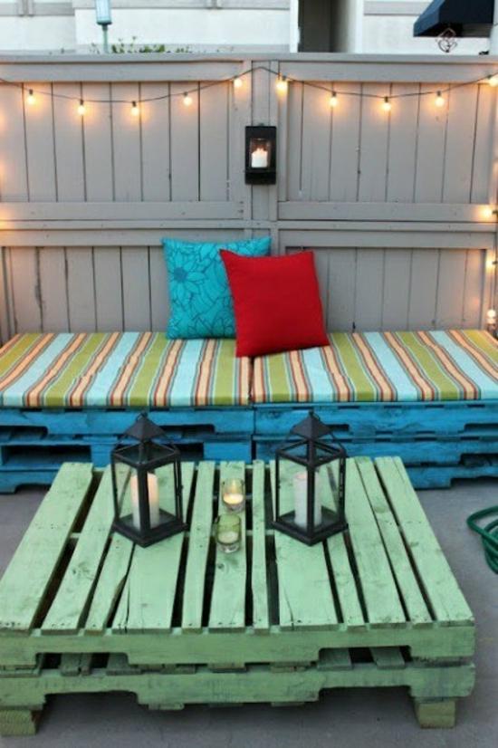 gartenm bel aus paletten trendy au enm bel zum selbermachen. Black Bedroom Furniture Sets. Home Design Ideas