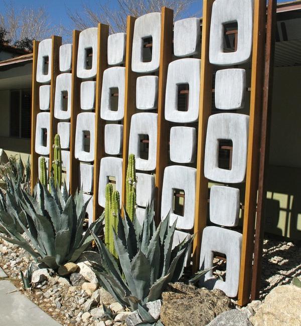 geile garten ideen dekoration kaktus