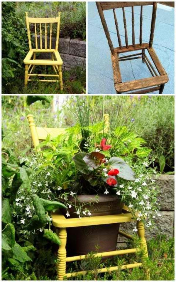Gartenzubeh r und gartendeko die ihre landschaft beleben - Foto auf holz selber machen ...