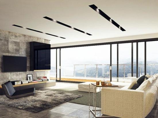 Modernes wohnzimmer gestalten leicht gemacht for Zimmer minimalistisch einrichten
