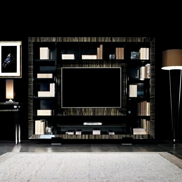 110 luxus wohnzimmer im einklang der mode. Black Bedroom Furniture Sets. Home Design Ideas