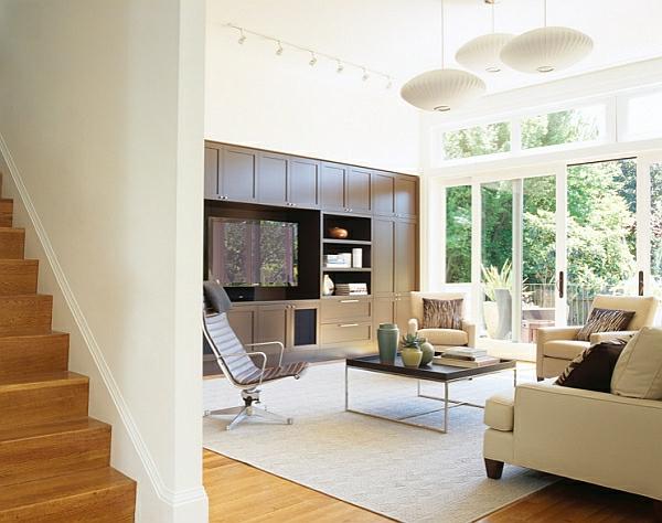 hängelampen led  weiß wohnzimmer pendelleuchten fürs esszimmer