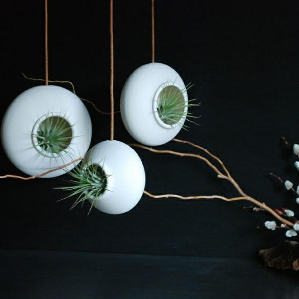 hängende zimmerpflanzen und balkonpflanzen art kunstvoll