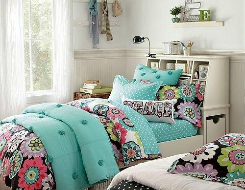 Jugendzimmer für mädchen modern  Farbgestaltung fürs Jugendzimmer - 100 Deko- und Einrichtungsideen