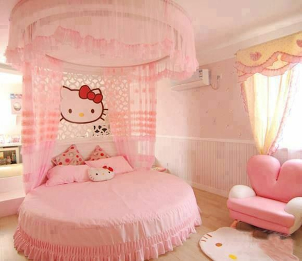 hello kitty slaapkamer spullen : 349 20 hello kitty meisjesslaapkamer ...
