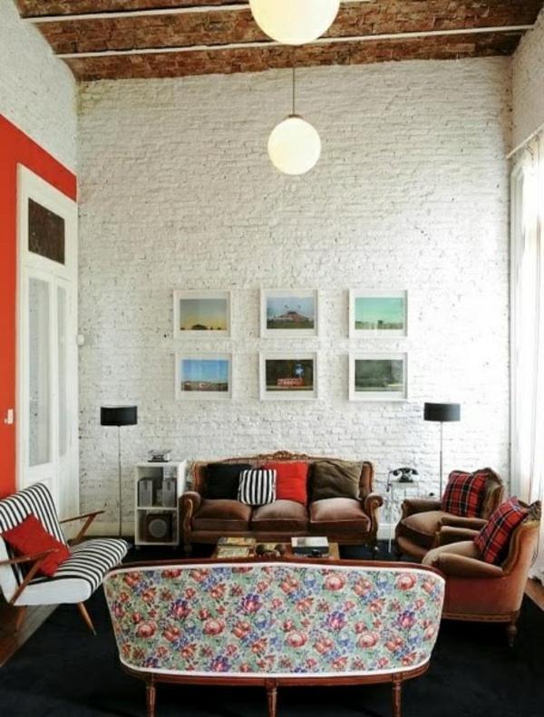 Hohe Decke Wohnzimmer Schöne Wandfarben Wohnzimmer