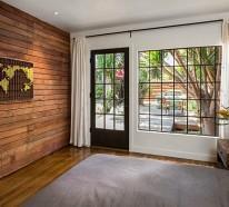 Wanddeko mit Holz – Wandgestaltung und 20 Wall Art Ideen