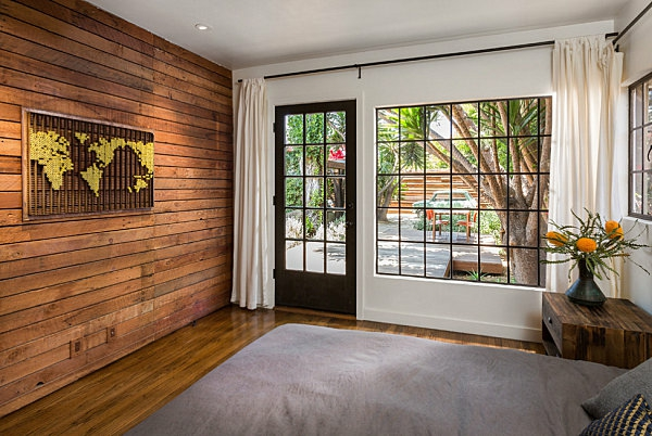 Wanddeko wanddeko mit holz wandgestaltung und wall art ideen for Wood walls decorating ideas