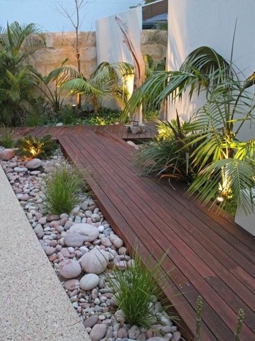 Holzfliesen Verlegen Holzboden Auf Dem Balkon