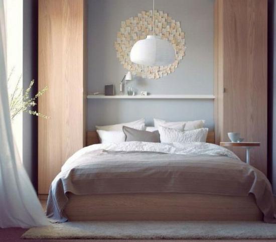 ikea schlafzimmer bett schlafzimmer komplett einrichten möbel neutrale farben