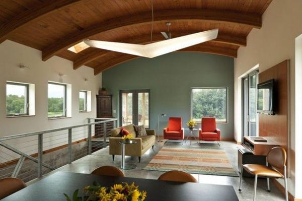 30 einrichtungsideen moderne wohnzimmer zu gestalten. Black Bedroom Furniture Sets. Home Design Ideas
