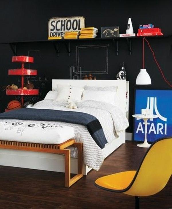 jugendzimmer design ideen inspirierende dekoideen tisch