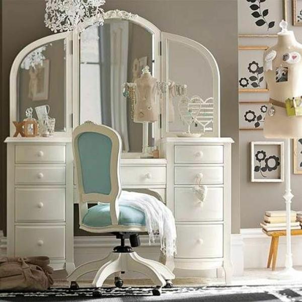 jugendzimmer designideen elegante gestaltung klassisch