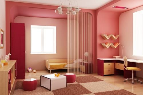 jugendzimmer einrichten ideenmädchenzimmer gestalten stilvoll mädchenhaft