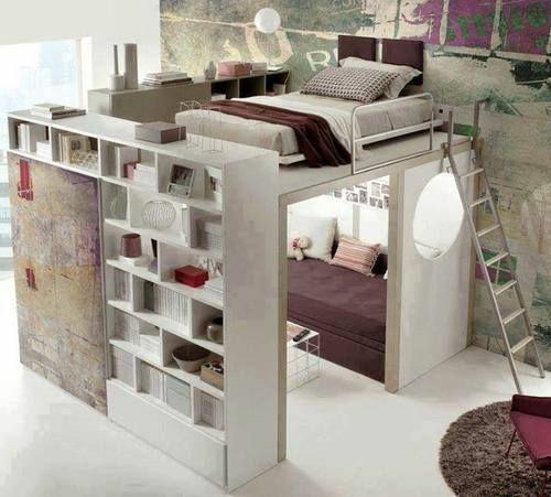 Jugendzimmer einrichtungsideen die ihre kinder lieben werden for Zimmer minimalistisch einrichten