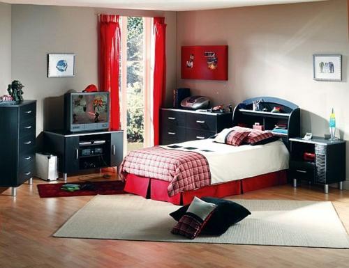 Farbgestaltung Fürs Jugendzimmer - 100 Deko- Und Einrichtungsideen Jugendzimmer Junge Einrichten