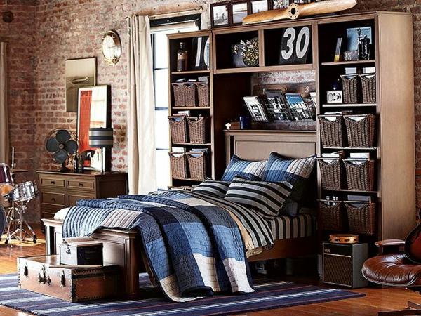50 jugendzimmer einrichten komfortabler wohnen - Jungenzimmer gestalten ...