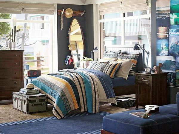 50 jugendzimmer einrichten komfortabler wohnen - Teppich jungenzimmer ...