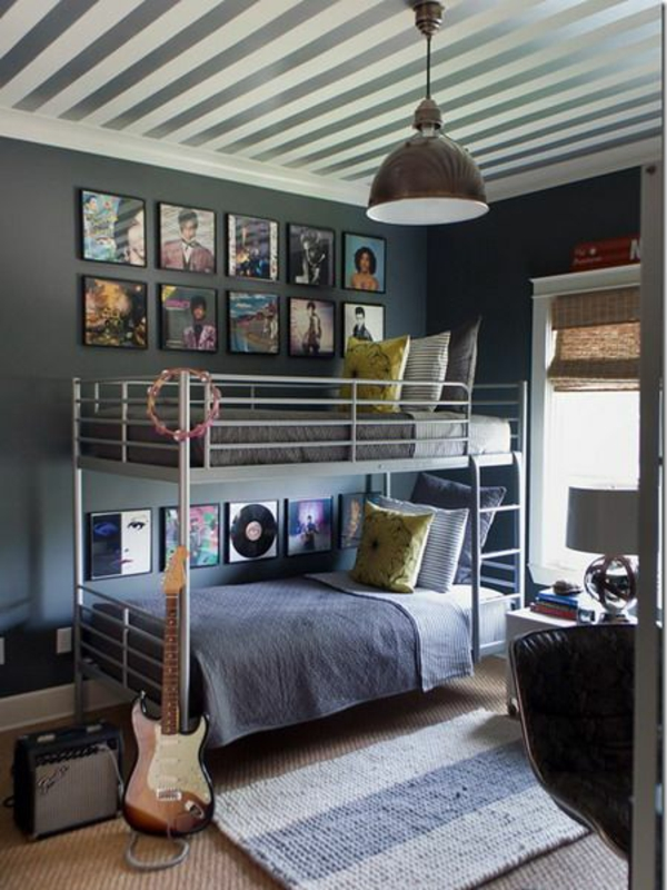 jugendzimmer gestalten 100 faszinierende ideen. Black Bedroom Furniture Sets. Home Design Ideas