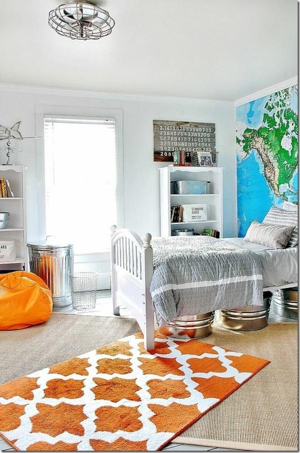 Jugendzimmer selber bauen alles ber den bau - Traumzimmer gestalten ...