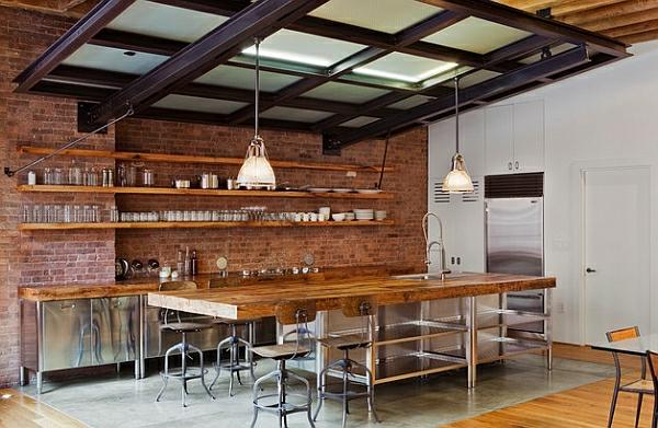 50 ideen für kücheneinrichtung und küchenmöbel mit modernem charakter - Küchenmöbel Aus Holz