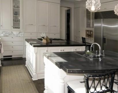 Küchenarbeitsplatten Und Die Fünf Best Passenden Materialien Neben Dem  Granit