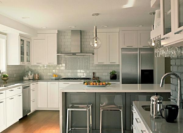 50 ideen f r k cheneinrichtung und k chenm bel mit modernem charakter On küchenmöbel planen