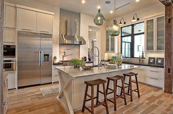 Küchenmöbel modern  50 Ideen für Kücheneinrichtung und Küchenmöbel mit modernem Charakter
