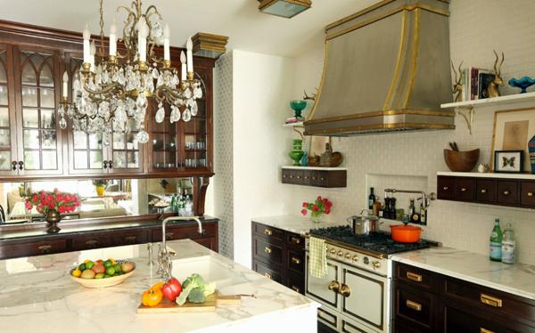 dekoartikel für einrichtungsideen kücheninsel küchenmöbel obst waschbecken absauger