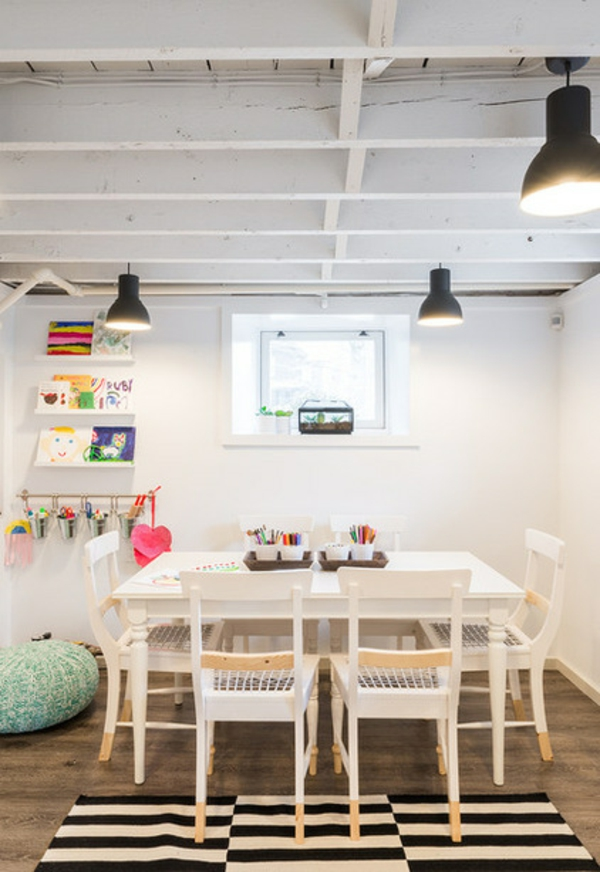 keller zum wohnraum umbauen folgen sie diesem inspirierenden beispiel. Black Bedroom Furniture Sets. Home Design Ideas