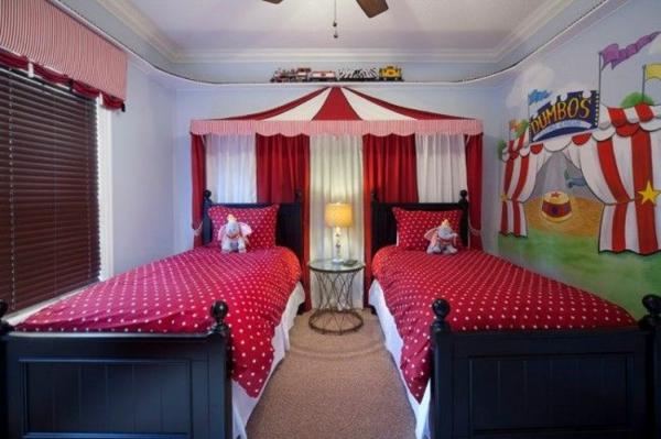 125 großartige ideen zur kinderzimmergestaltung - Kinderzimmer Gestalten Kreative Decke