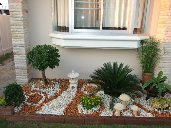 Natursteinplatten Garten mit schöne design für ihr wohnideen