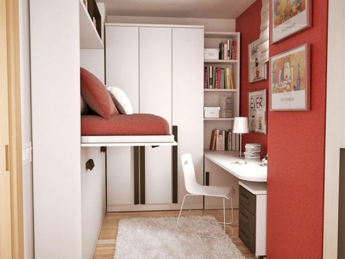 Jugendzimmer einrichtungsideen die ihre kinder lieben werden for Kleines jugendzimmer