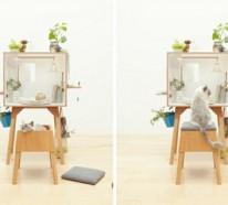 Schreibtisch selber bauen – 60 außergewöhnliche DIY Bürotische