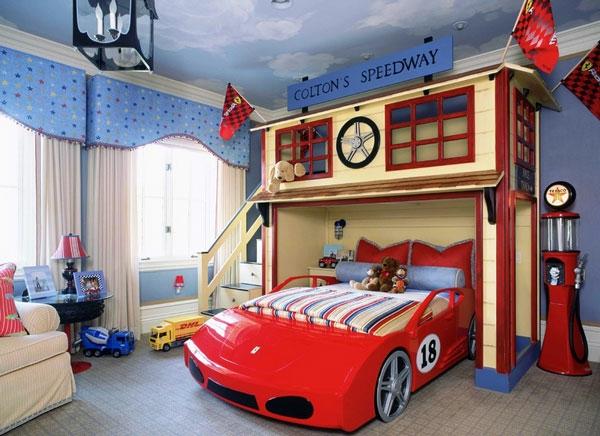 Fantastische Kinderbetten Erfreuen Jedes Kleine