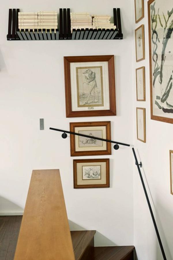 kunst wall art flur treppenhaus gemälde