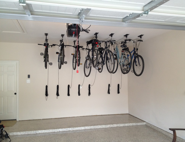 Stilvolle Lagerraum Ideen für Ihre Fahrräder