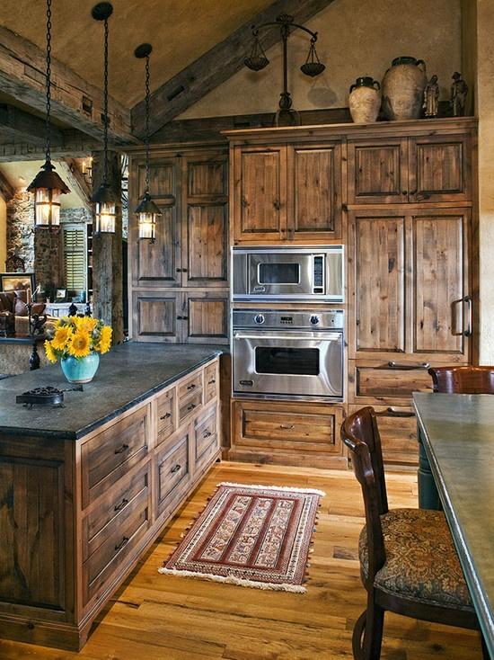 Küchenmöbel landhausstil  50 moderne Landhausküchen - Küchenplanung und rustikale Küchenmöbel
