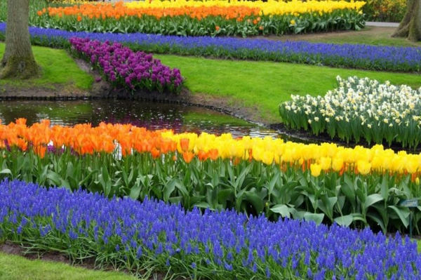 122 Bilder Zur Gartengestaltung - Stilvolle Gartenideen Für Sie Feuer Und Wasser Im Garten Eine Gemutliche Kombination