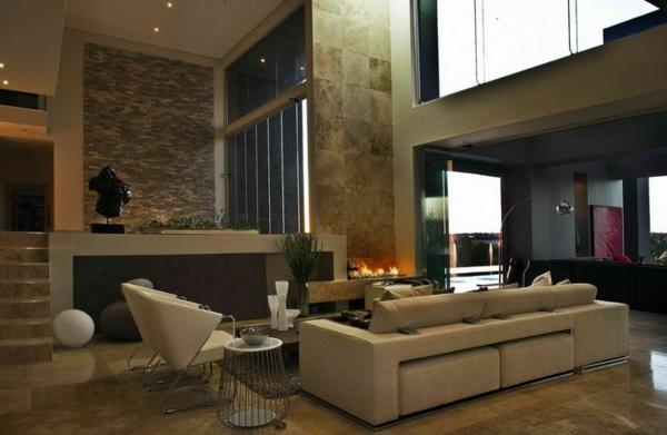 luxus wohnzimmer weiße möbel
