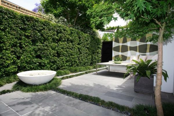 50 moderne gartengestaltung ideen. Black Bedroom Furniture Sets. Home Design Ideas