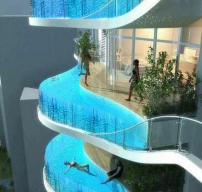 moderne terrassengestaltung 100 bilder und kreative einflle - Pool Design Ideen Bilder