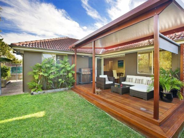 Moderne Holzmöbel Garten : modern garten sofas gartenmöbel set pergola